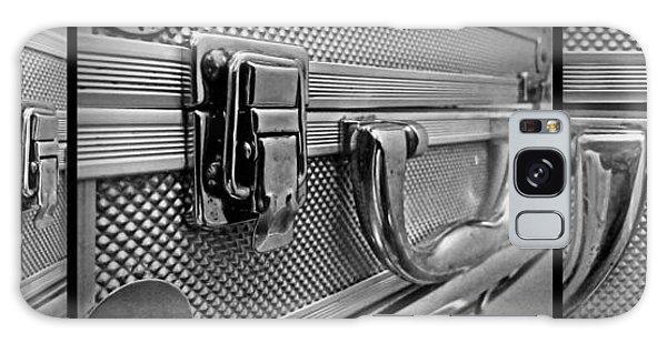 Steel Box - Triptych Galaxy Case by James Aiken