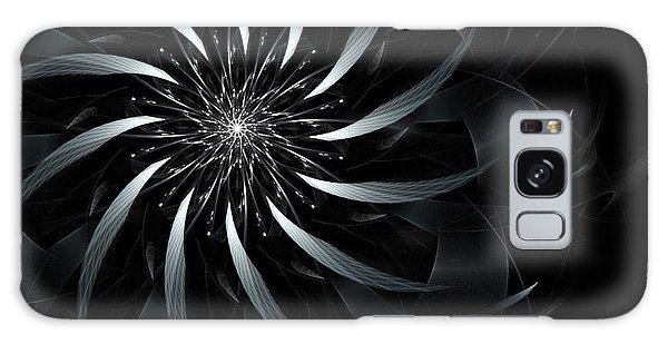 Steel Magnolia Galaxy Case by Linda Whiteside