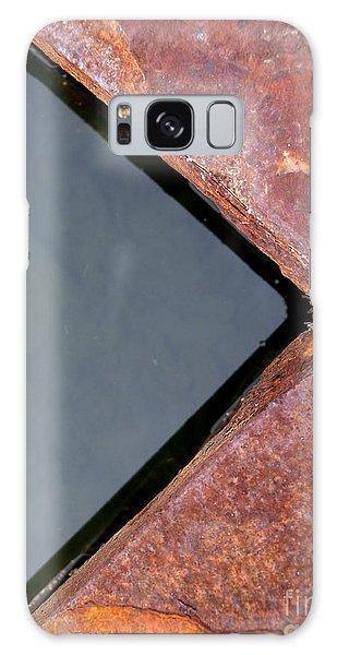 Steel Wharf Detail Galaxy Case