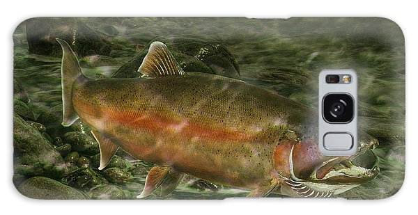 Steelhead Trout Spawning Galaxy Case