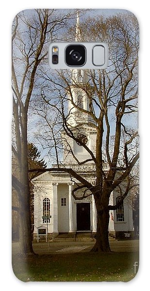 Steeple In The Trees Galaxy Case