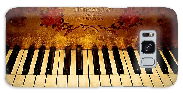 Steinway Golden Grand  Galaxy Case by Colleen Kammerer