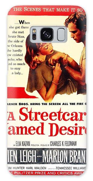 Controversial Galaxy Case - Stellaaaaa - A Streetcar Named Desire by Debbie Oppermann