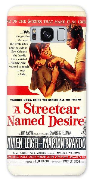 Stellaaaaa - A Streetcar Named Desire Galaxy Case