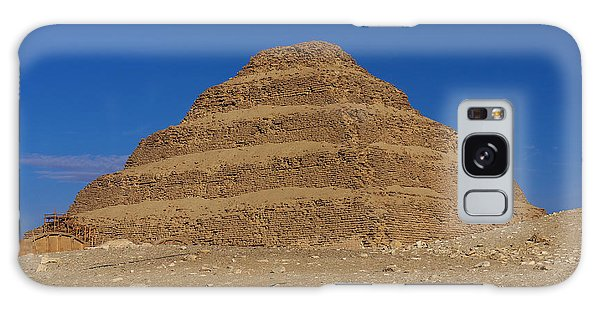 Step Pyramid Of King Djoser At Saqqara  Galaxy Case