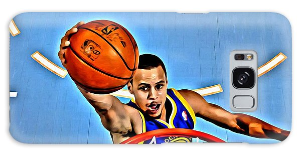 Steph Curry Galaxy Case