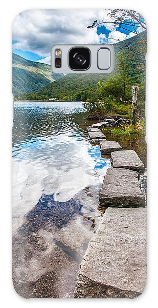 Stepping Stones Galaxy Case