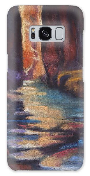 Stepping Stones Zion Canyon Galaxy Case
