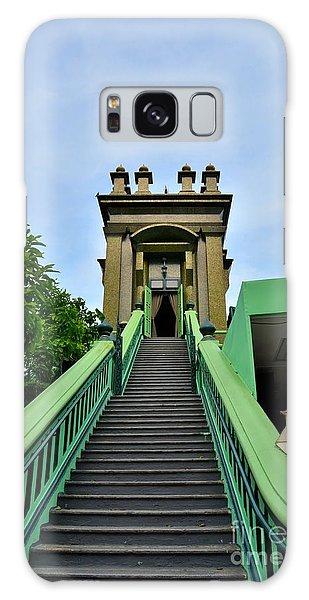 Steps To Muslim Mystic Shrine Singapore Galaxy Case by Imran Ahmed