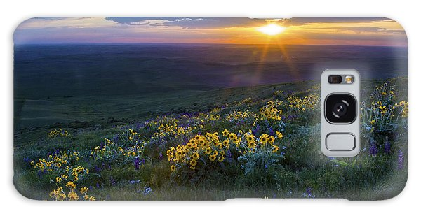Steptoe Sunset Galaxy Case
