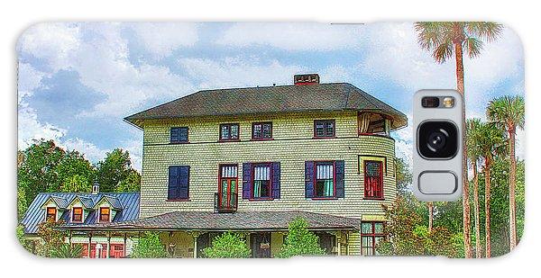 Stetson Mansion Galaxy Case