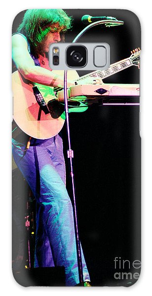 Steve Howe Of Yes 1980 Drama Tour Galaxy Case