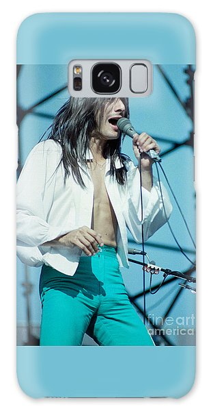 Steve Perry Of Journey At Day On The Green - July 1980 Galaxy Case