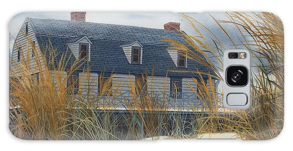 Stevens House Galaxy Case by Barbara Barber