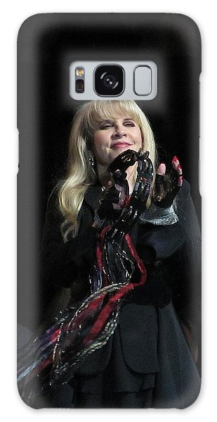 Stevie Nicks 2013 Galaxy Case by Melinda Saminski