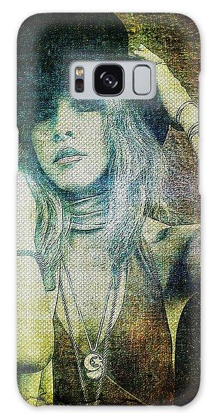 Classic Rock Galaxy Case - Stevie Nicks - Bohemian by Absinthe Art By Michelle LeAnn Scott