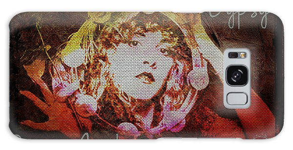 Stevie Nicks - Gypsy Galaxy Case by Absinthe Art By Michelle LeAnn Scott