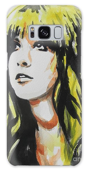 Stevie Nicks 01 Galaxy Case