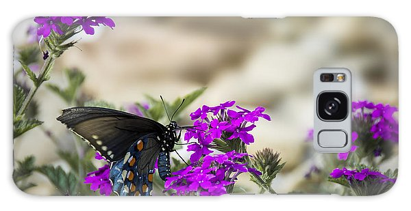 Still Beautiful Swallowtail Galaxy Case