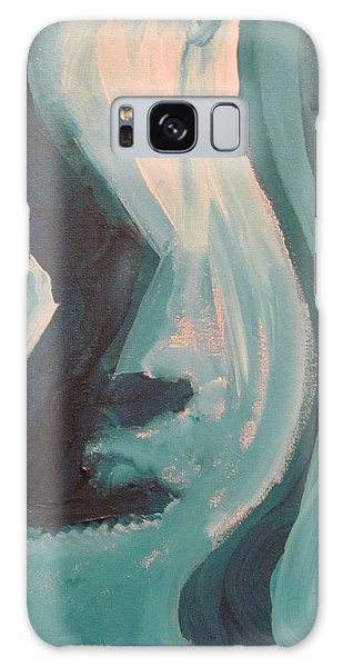 Still Dancing  Galaxy Case by Shea Holliman