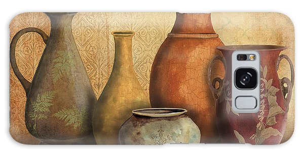 Still Life-c Galaxy Case by Jean Plout
