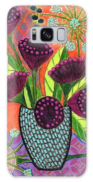Still Life I Galaxy Case by Lisa Noneman
