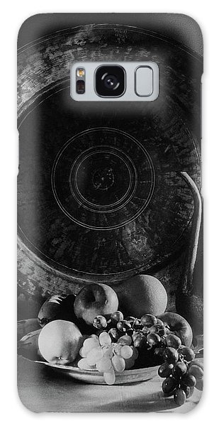 Still Life Of Armenian Plate And Other Galaxy Case