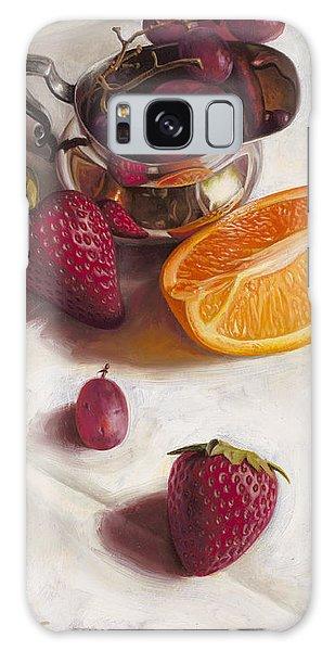 Grape Galaxy Case - Still Life Reflections by Ron Crabb