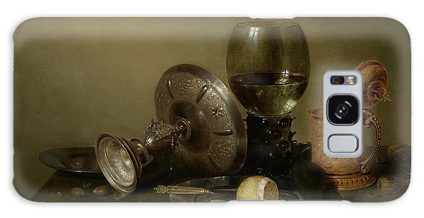 Still Life With A Gilt Cup Galaxy Case