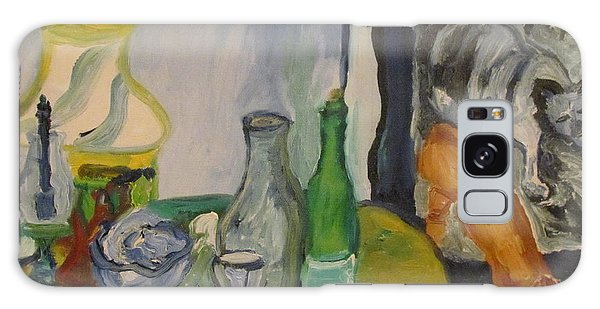 Still Life  With Lamps Galaxy Case