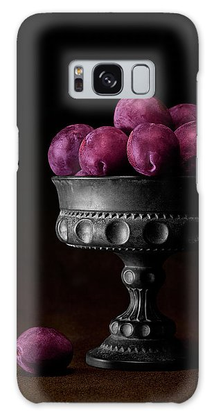 Still Life With Plums Galaxy Case