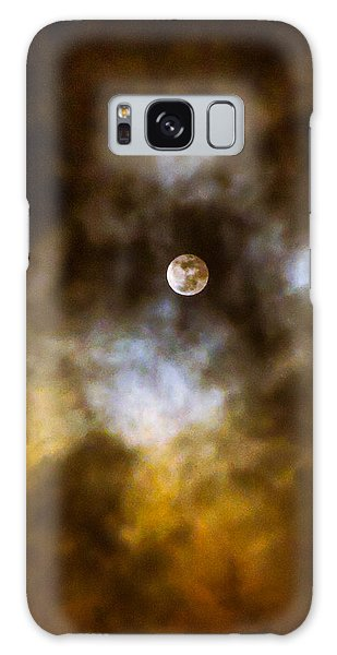 Still Moon Galaxy Case