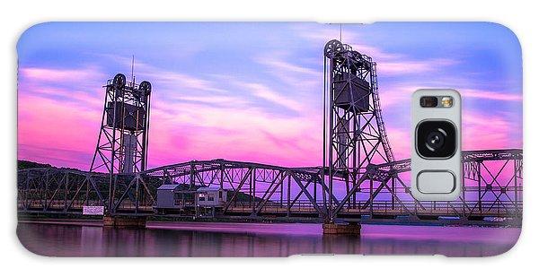 Stillwater Lift Bridge Galaxy Case
