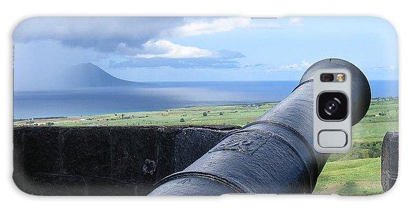 St.kitts Nevis - On Guard Galaxy Case