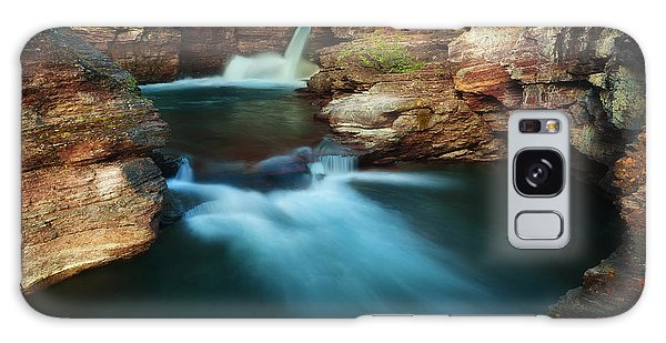 St.mary Falls Galaxy Case