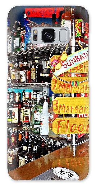 Stocked Bar At Jax Galaxy Case