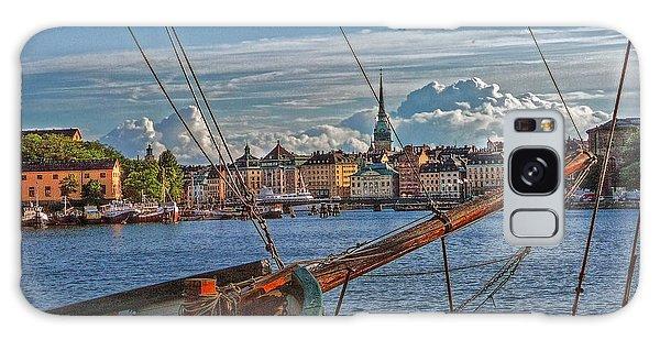 Stockholm Galaxy Case by Hanny Heim