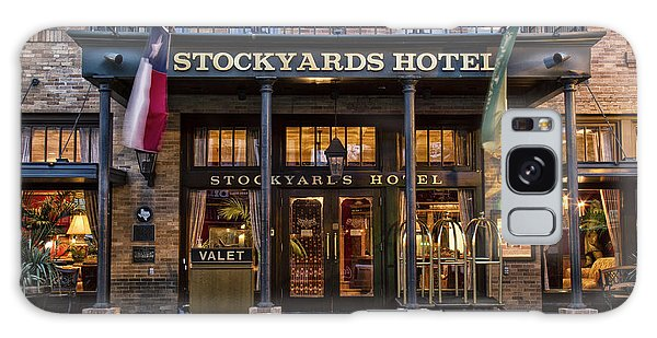 Stockyards Hotel Galaxy Case