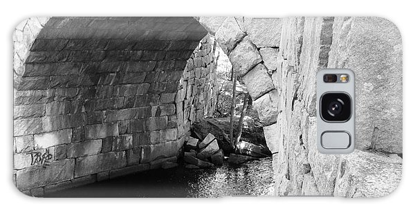 Stone Arch Bridge 3 Galaxy Case