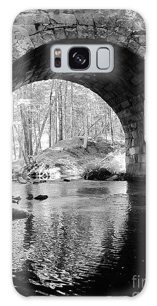 Stone Arch Bridge  Galaxy Case
