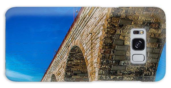 Stone Arch Bridge By Paul Freidlund Galaxy Case
