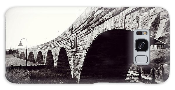 Stone Arch Bridge Galaxy Case