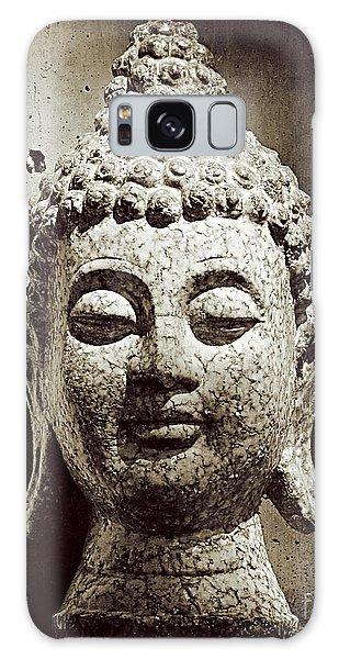 Stone Buddha Galaxy Case