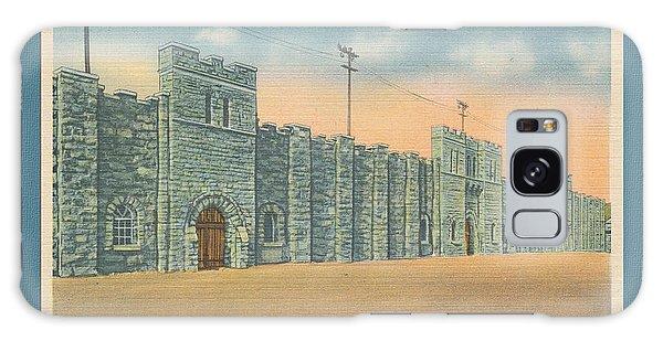 Stone Castle Bristol Tn Built By Wpa Galaxy Case