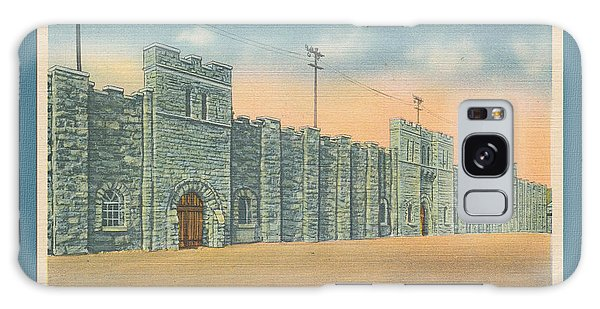 Stone Castle Bristol Tn Built By Wpa Galaxy Case
