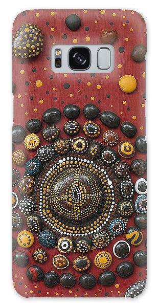 Stone Circle Galaxy Case