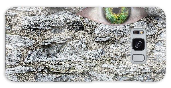 Stone Face Galaxy S8 Case