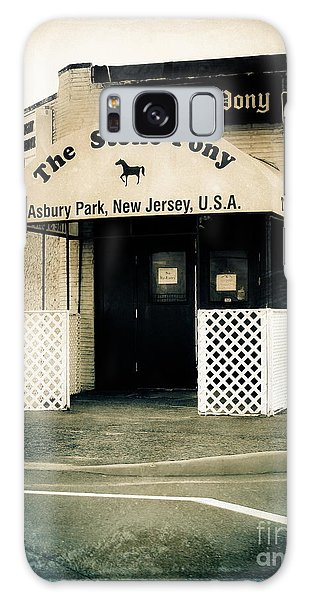 Stone Pony Galaxy Case by Colleen Kammerer