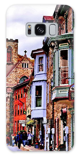 Stone Row - Jim Thorpe Pa Galaxy Case