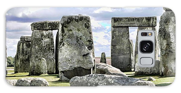 Stonehenge Galaxy Case by Gordon Engebretson